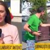 Video HD Jurnalista B1TV povesteste cum a fost agresata la Plimbarea ANTENA3 protest de la Cotroceni