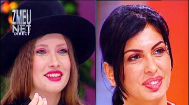 Video HD IULIA ALBU vs Madalina PAMFILE la TEO SHOW 11 Aprilie 2014 Integral Full