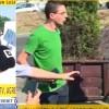 Video Jurnalista B1TV agresata la Plimbarea ANTENA3 protest de la Cotroceni Cristi Dorombach EROU NATIONAL