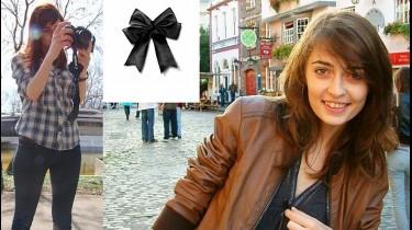 AURELIA ION studenta medic rezident moarta in accidentul avionului pilotat de ADRIAN IOVAN