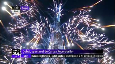 FullHD Dubai 2014 New Year's Eve World Record 500.000 Fireworks 1080P Burj Khalifa Video