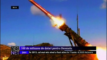 Video HD DEVESELU Scut anti-rachetă NATO Romania Aegis Ballistic Missile Defense System SM-3 interceptor