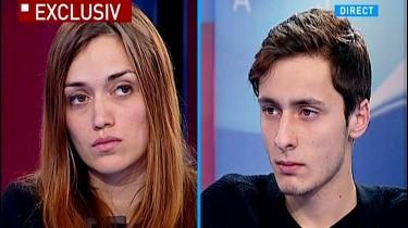 Video Interviu cu Sora si Fratele studentei AURELIA ION