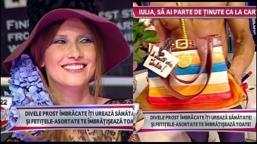 HD La multi ani IULIA ALBU – Sarbatorita in direct la Wowbiz 24 iulie 2014 1080p