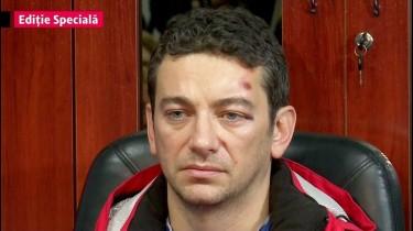 Medicul Radu Zamfir despre accidentul aviatic: Adrian IOVAN, Erou National