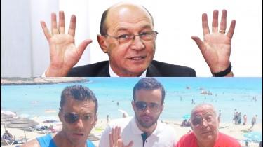 Video BASESCU umileste ANTENA3 Mintiti ca şi patronul dumneavoastră condamnat la 5 ani