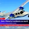 Video Pilotul Adrian IOVAN a murit intr-un accident aviatic in Muntii Apuseni langa Cluj 20 ianuarie 2014