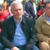 Video HD BASESCU Critica vizita lui PONTA de la inundatii : PENIBIL, cu gonflabila trasa de subofiteri