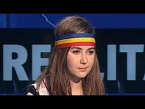 HD Interviu Sabina Elena 22.03.2013 Bentita Tricolora Liceu Korosi Csoma Sandor din Covasna Video
