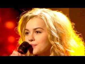 Video Eurovision Winner Emmelie De Forest – Only Teardrops DENMARK 1080p FullHD 2013
