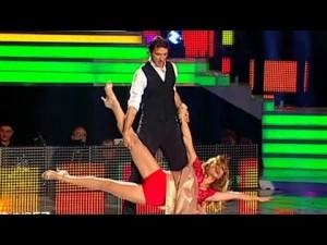 Sexy Dansez Pentru Tine George Ogararu si Sotia sa Andreea 1080 FullHD