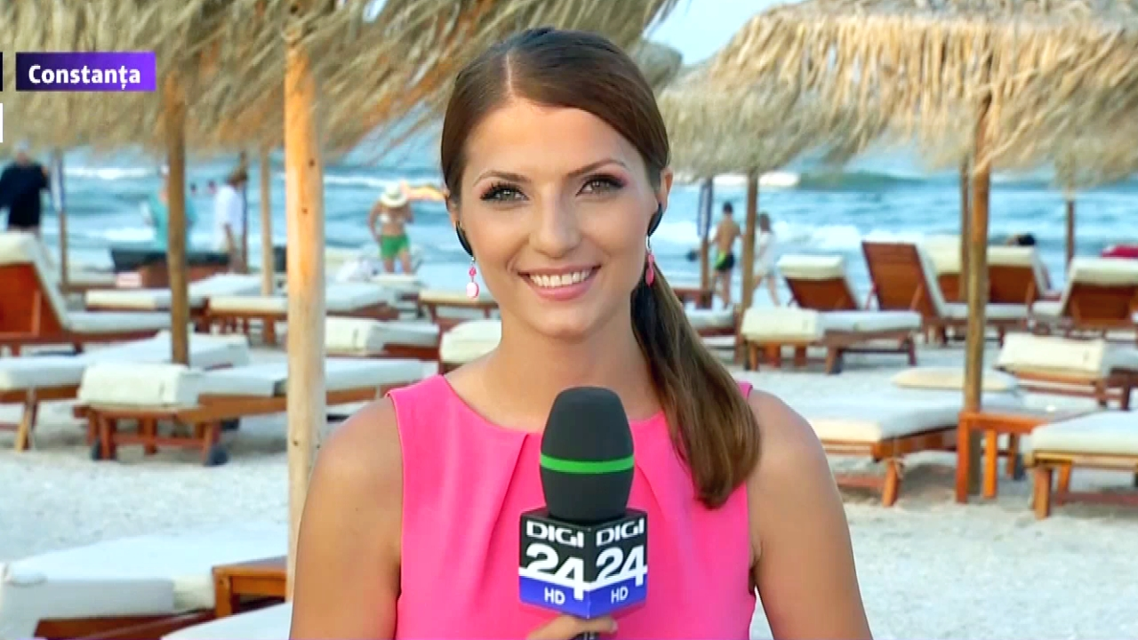 MARIANA POP Prezentatoare TV DIGI24 HD Poze Foto Video